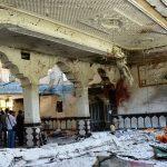 Explosión en mezquita deja 12 muertos