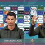 Reporta Coca-Cola pérdidas millonarias por desprecio de Cristiano Ronaldo