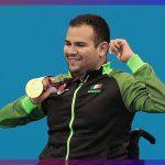 Diego López consigue la sexta medalla de oro paralímpico para México