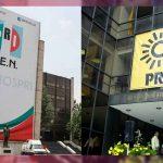 PRI y PRD perdieron más del 70% de sus militantes