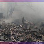 16 muertos por explosión de una planta de químicos en Rusia