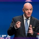 Presidente de FIFA califica de 'Costumbre idiota' grito de 'eeeeeeh pu….'