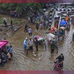 Inundaciones en India dejan 164 muertos hasta ahora