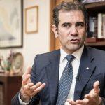 Legisladores consideraron grave no presentar gastos de precampaña: Lorenzo Córdova
