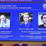 Nobel de economía para 3 expertos del mercado laboral
