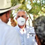 Revisaremos tarifas de predial y agua en Torreón: Román Cepeda