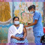 India logra mil millones de vacunas aplicadas