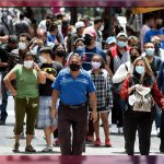 Reportan gran aumento de casos de Covid-19 en México