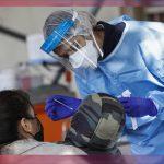 Coahuila registra 349 nuevos casos de Covid-19