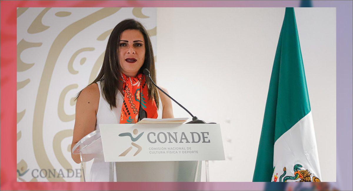 Ana Gabriela Guevara - Conade