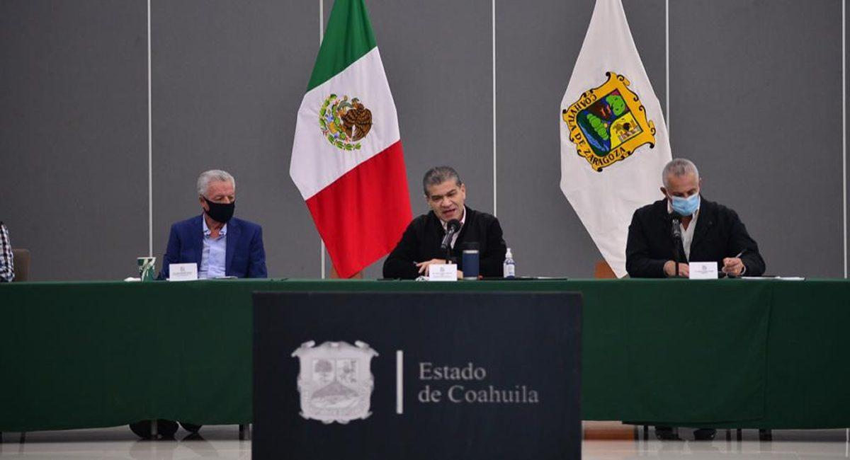 Coahuila-covid