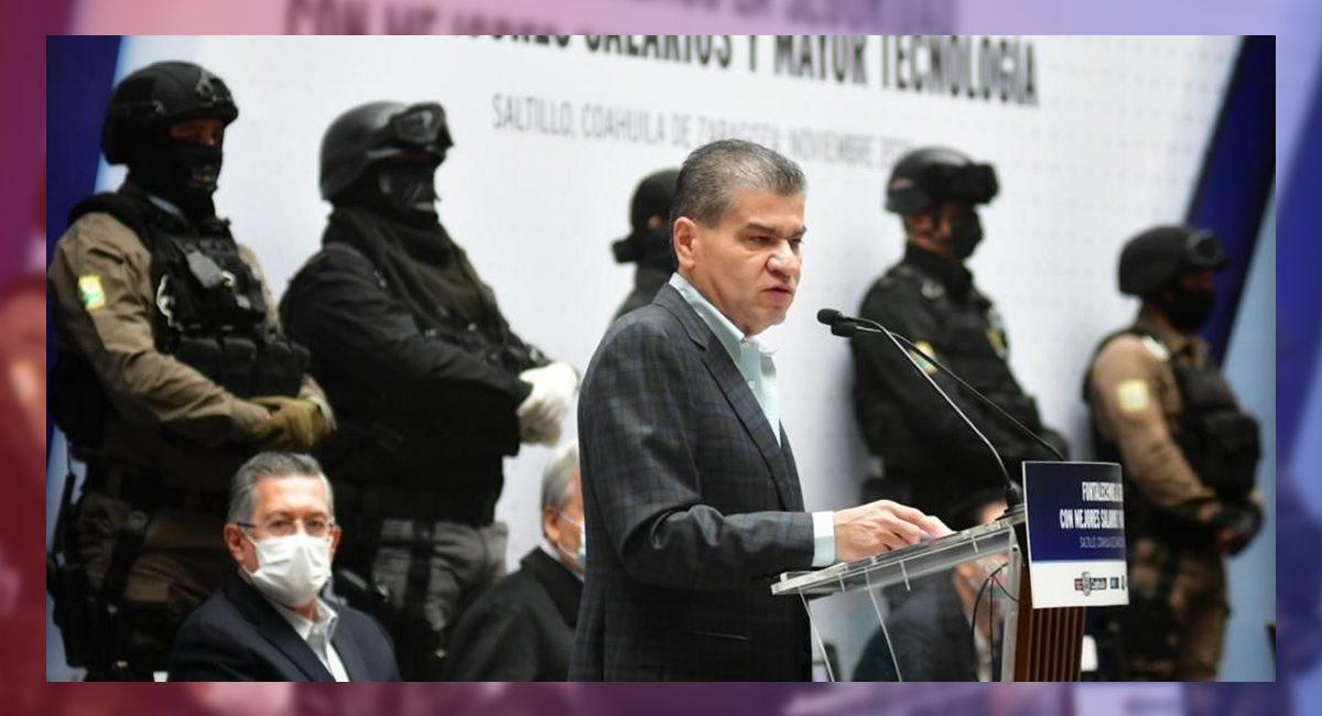 Coahuila ha construído su propio modelo de seguridad - Miguel Riquelme Solís, Gobernador del Estado
