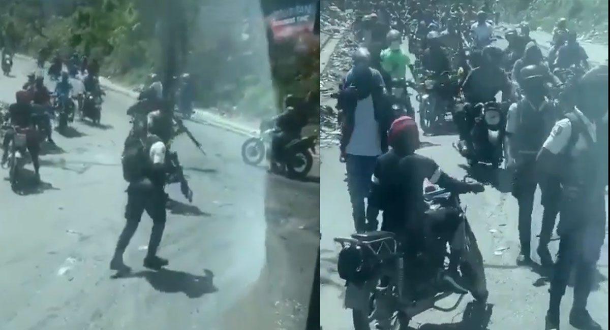 Comando armado asalta a la selección de futbol de Belice, a su llegada a Haití