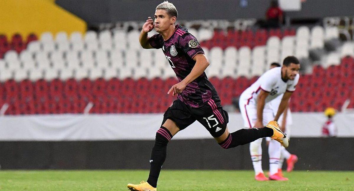 Con gol de Uriel Antuna, México derrota 1 - 0 a los Estados Unidos