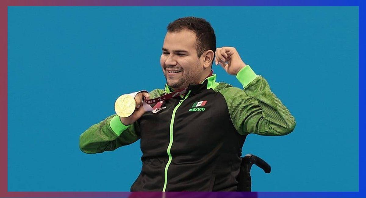 Diego López consigue medalla de oro en Tokio 2020