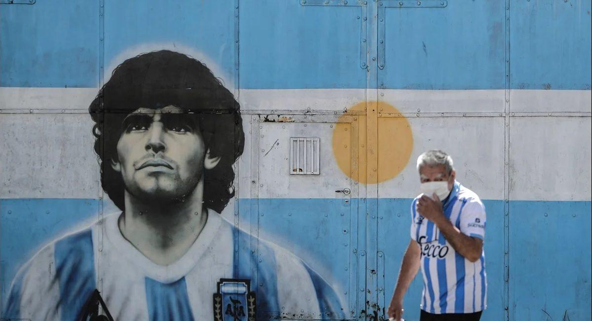 Diego maradona murla