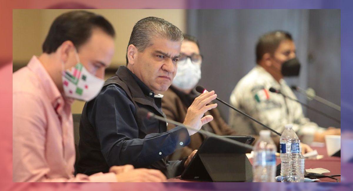 El gobernador Miguel Riquelme Solís presidió la reunión del sub comité técnico regional COVID-19 sureste