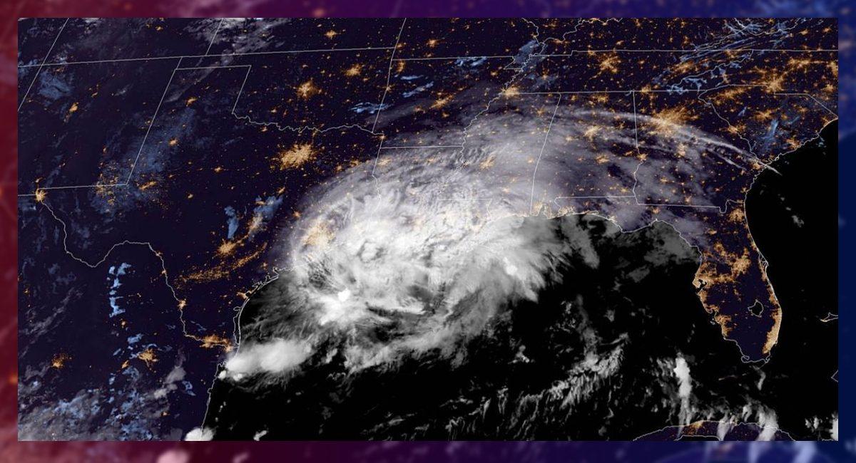 El huracán Nicholas tocó tierra en Texas y se degradó a tormenta tropical