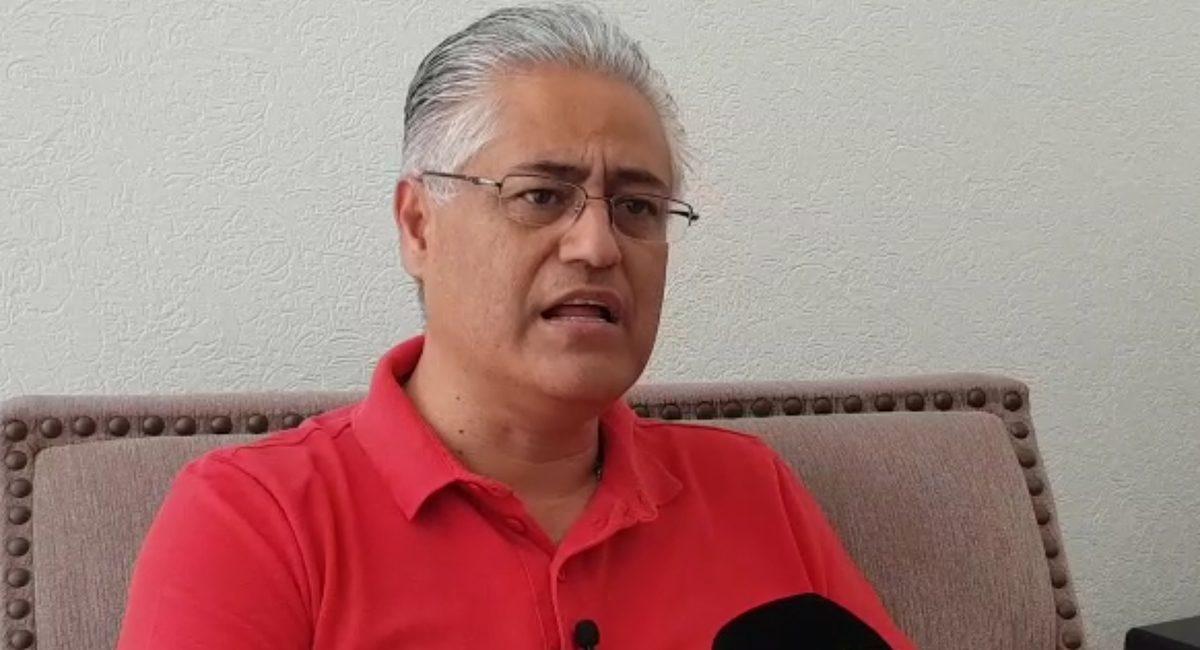 Ex rector de la UAEM, Alejandro Vera