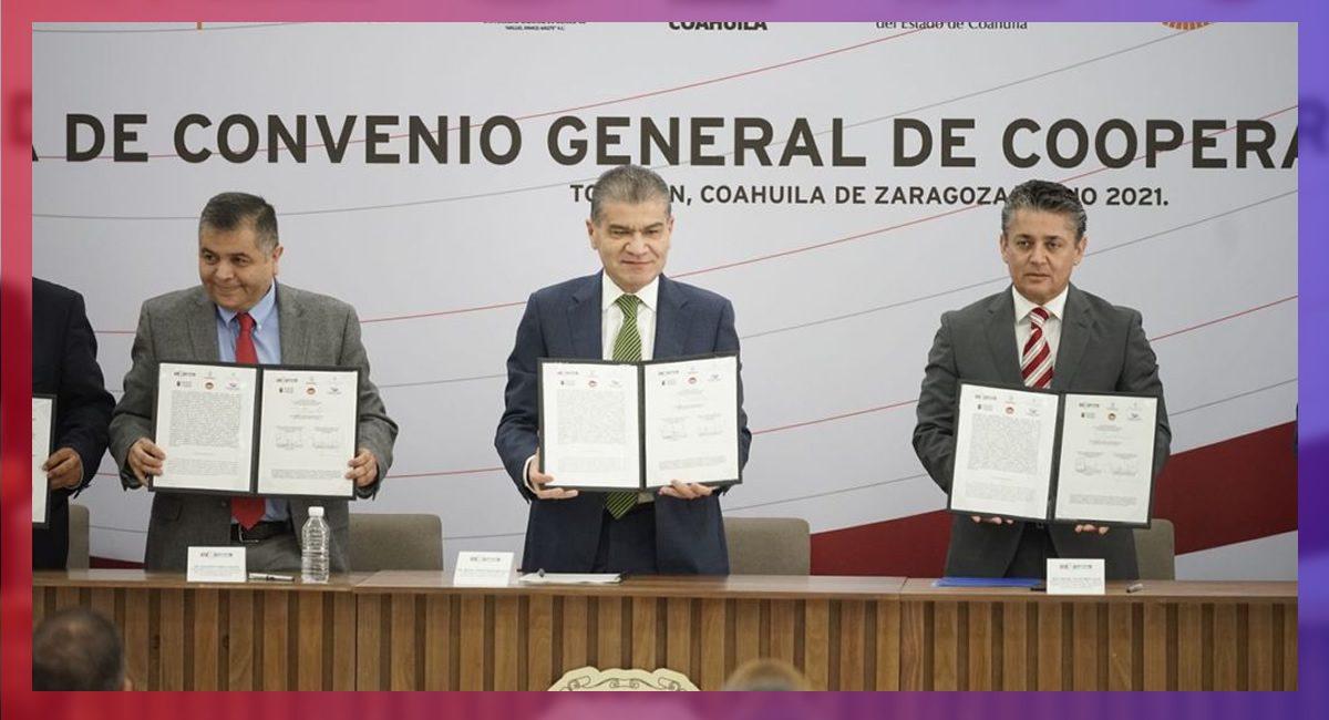 Firma de Convenio de Cooperación Académica
