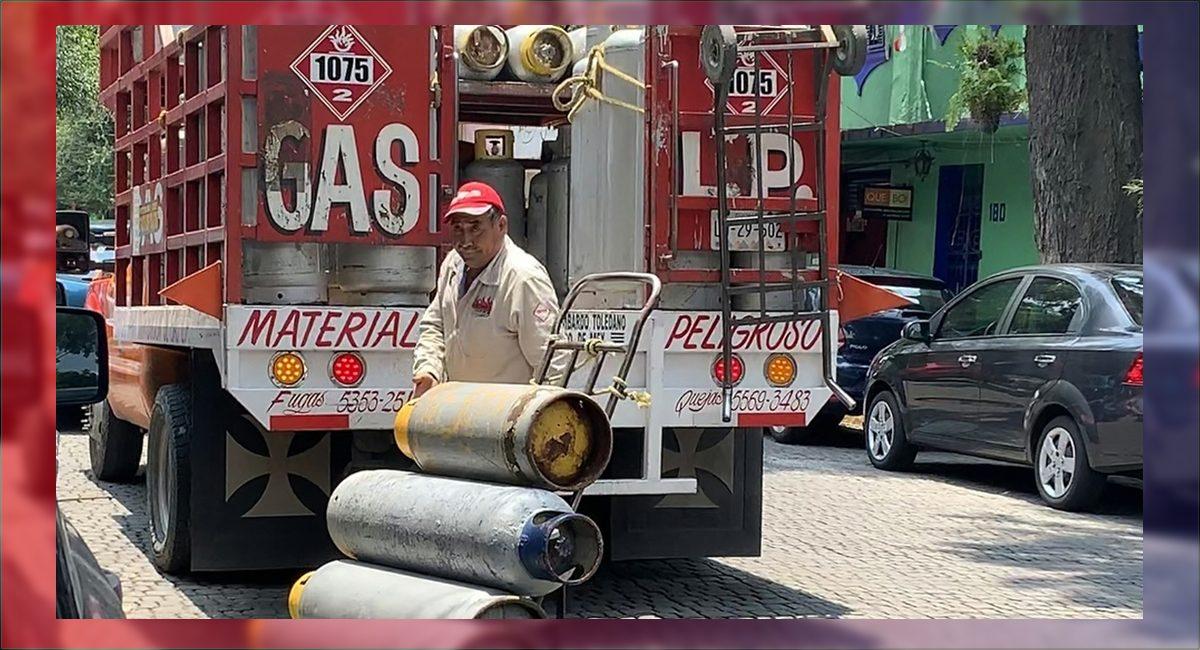 Gaseros de 7 estados han iniciado paro en protesta por el tope de precios impuesto por el gobierno federal