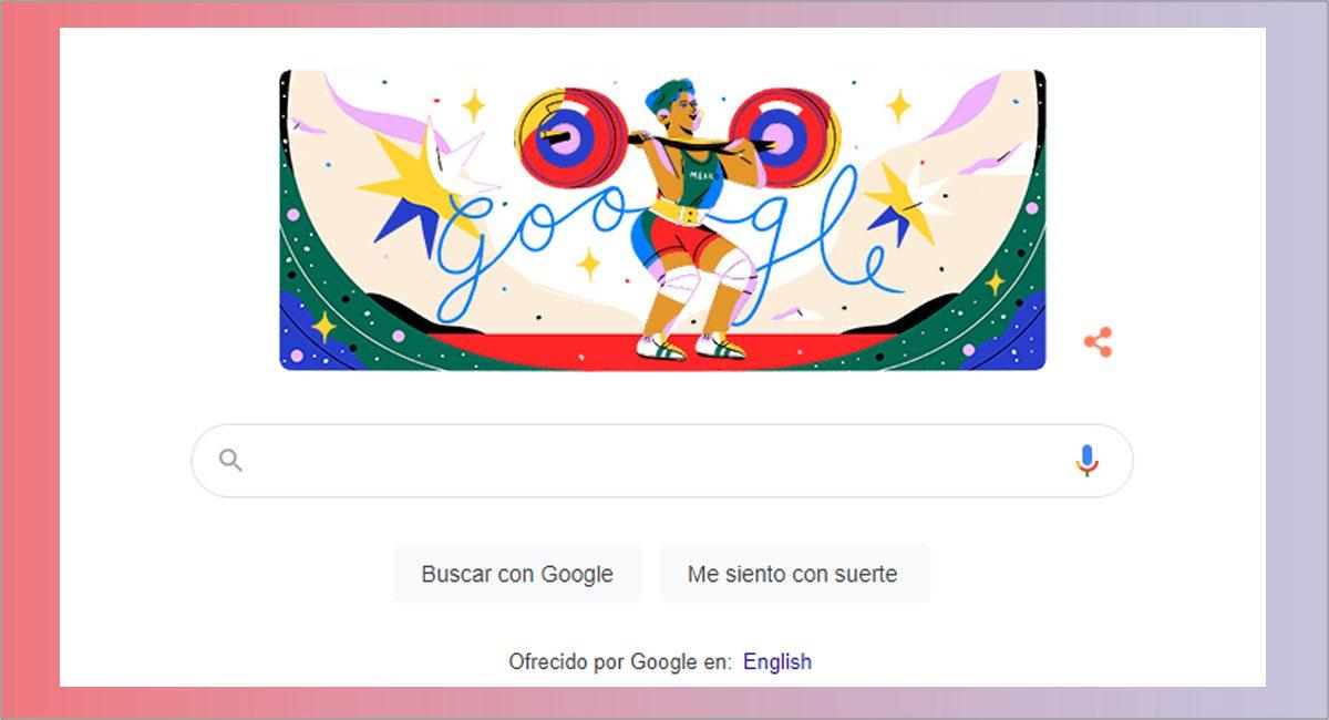 Homenaje de Google a Soraya Jimenez