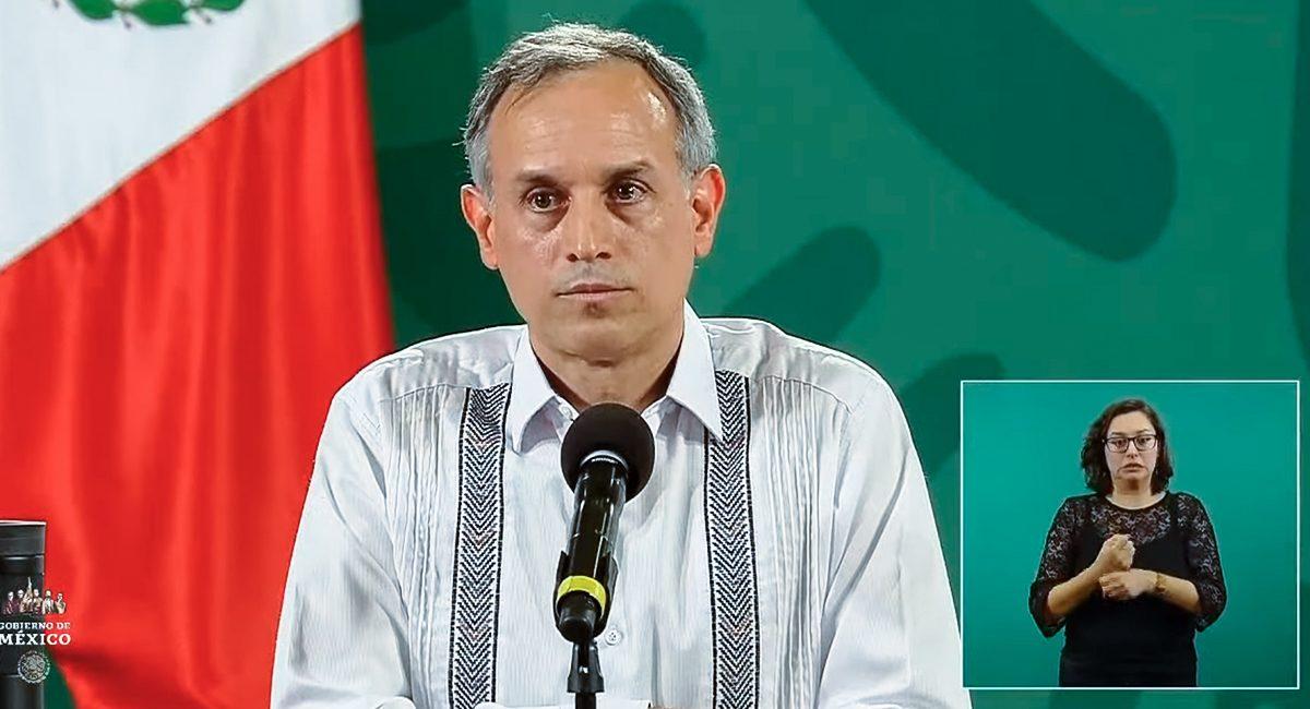 Hugo López-Gatell Ramírez, Sub Secretario de Promoción y Prevención para la Salud