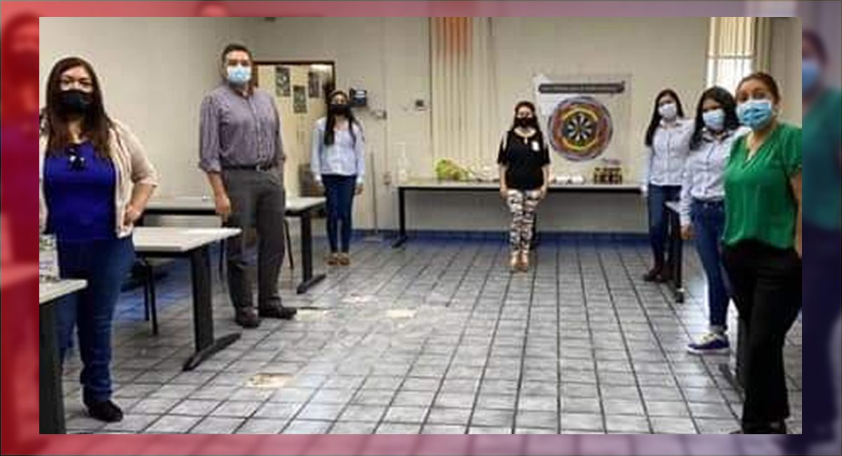 Imparte Instituto Coahuilense de las Mujeres pláticas al personal de la empresa Perrigo