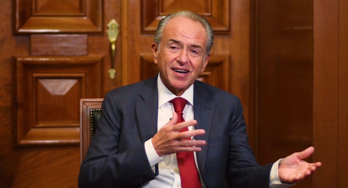 Juan Manuel Carreras - Gobernador San Luis Potosi