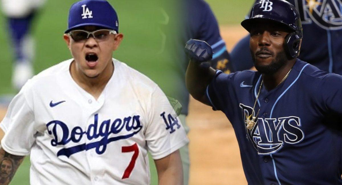 LA vs Rays