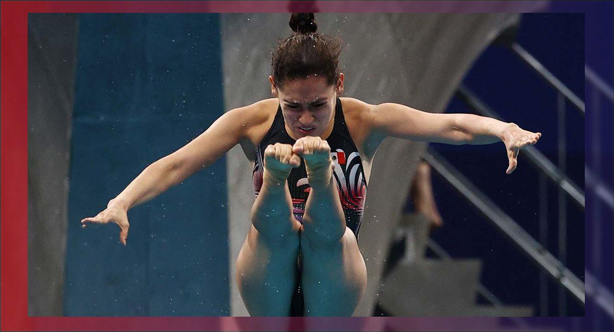 La mexicana Gabriela Agúndez se quedó a nada de haber conseguido su segunda medalla de bronce en Tokio 2020