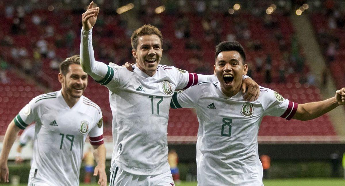 La selección de México sub-23 venció a su similiar de Costa Rica