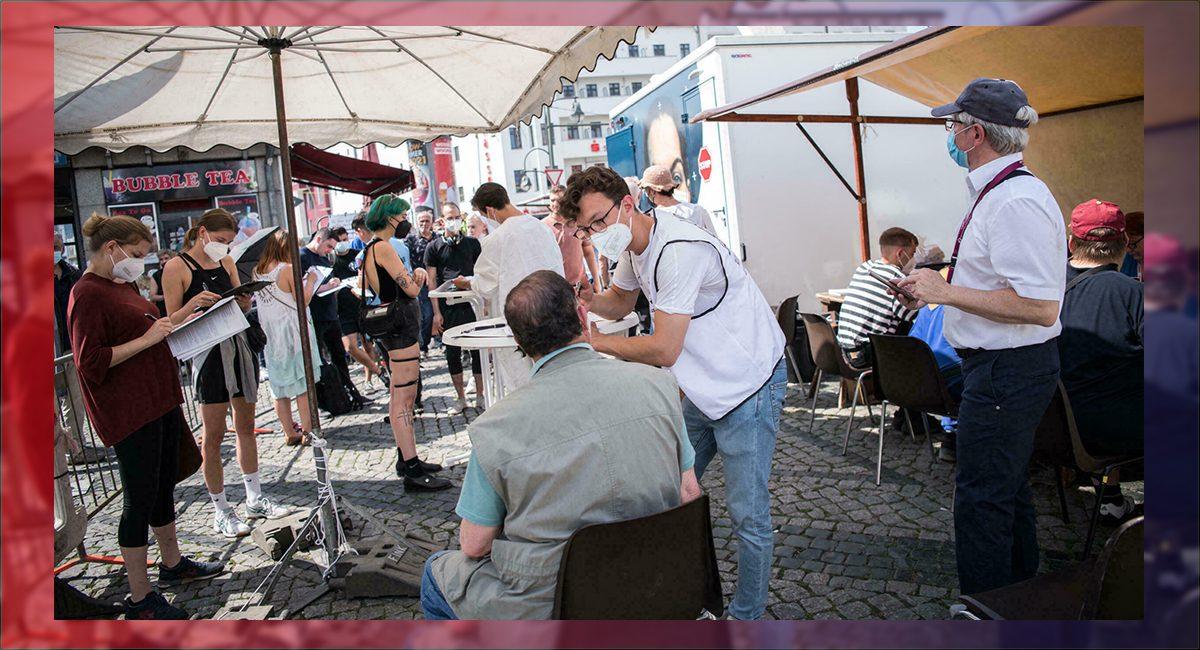 Más del 50 por ciento de la población de Alemania ya fue vacunada