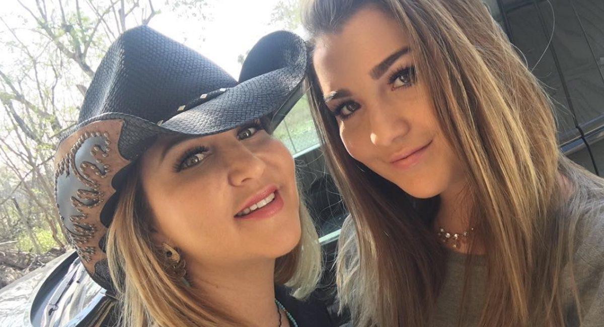 Melanie Carmona Villarreal y Alicia Villarreal