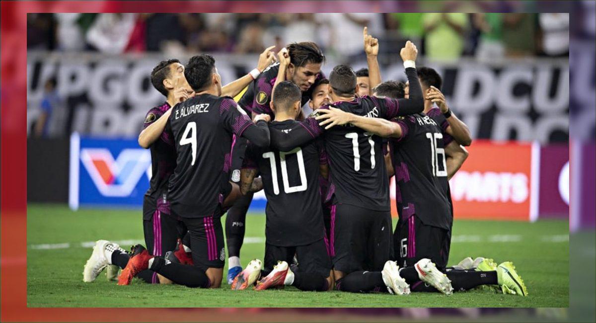 México derrotó a Canadá en la semifinal de la Copa de Oro 2021