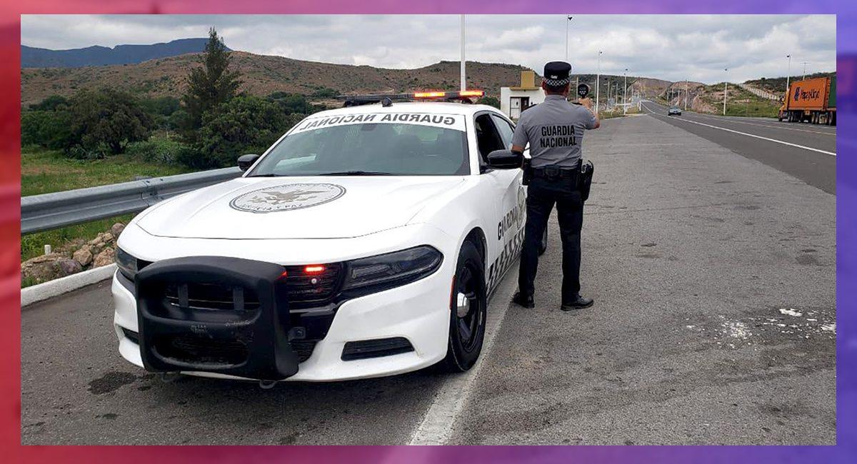 Operativos de la Guardia Nacional en carreteras de Coahuila
