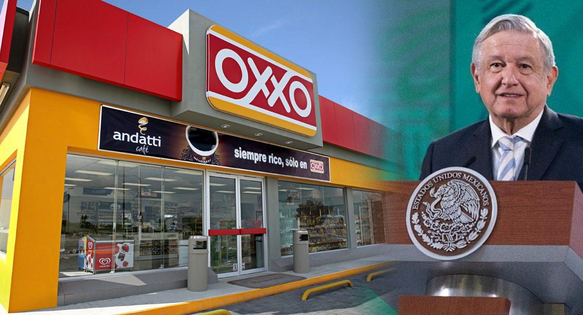 Oxxo - AMLO