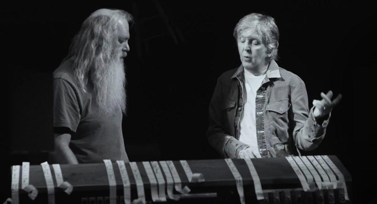Paul McCartney - Rick rubin
