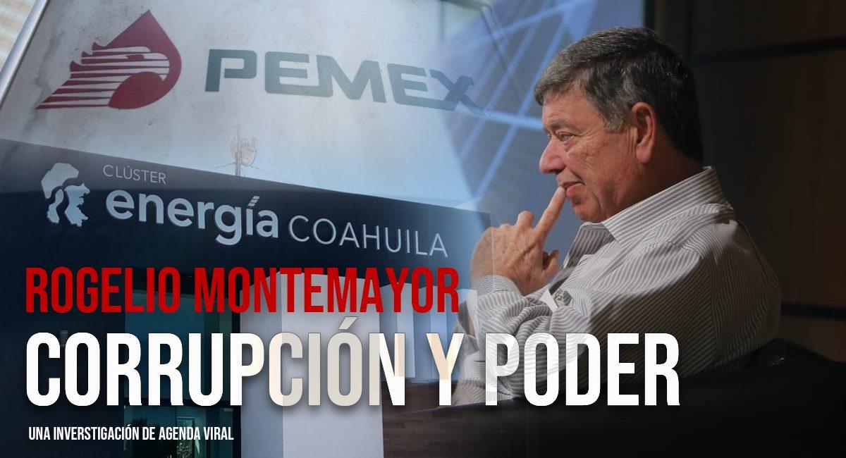 Rogelio Montemayor - Corrupción y Poder