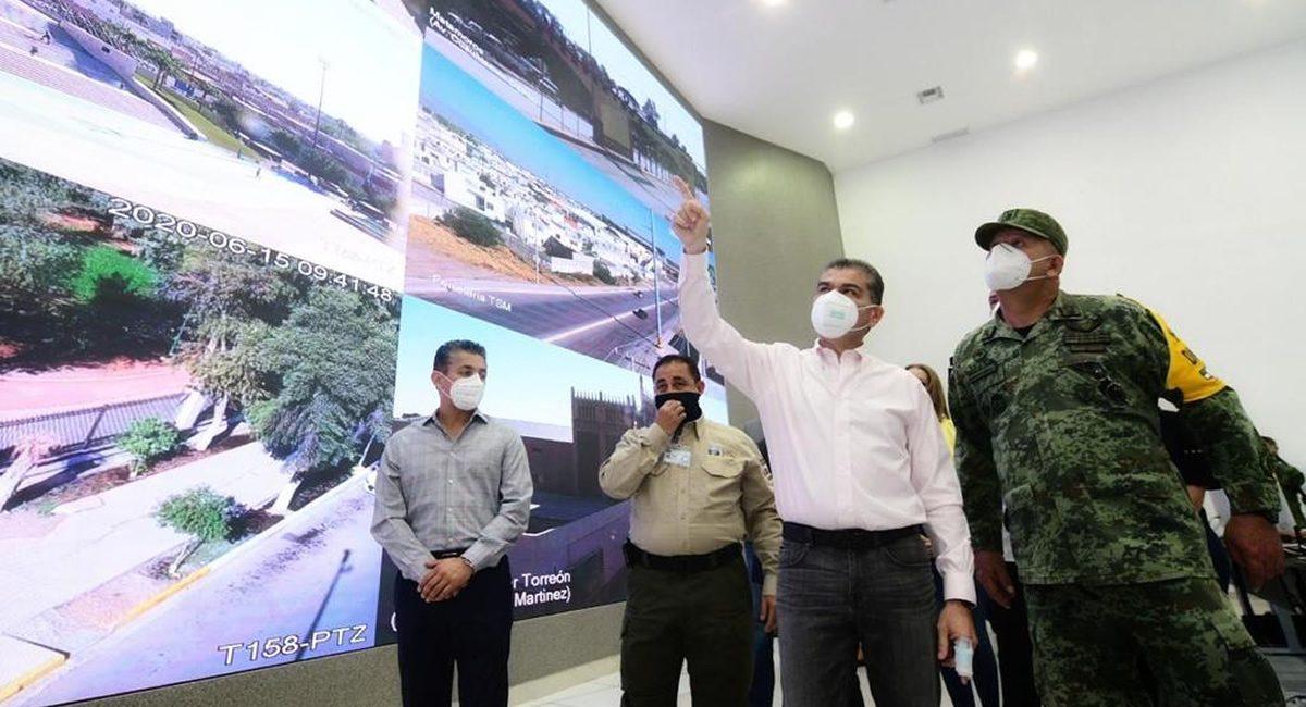 Sistema de seguridad de Coahuila
