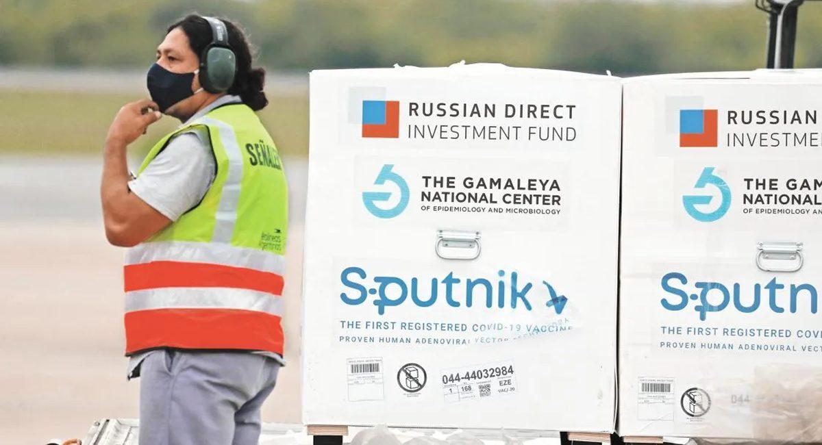 Sputnik V envíos