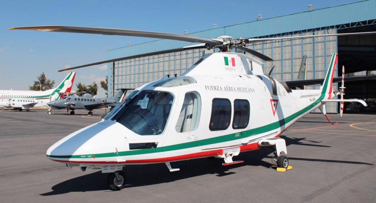 Subastarán aviones y helicópteros del gobierno