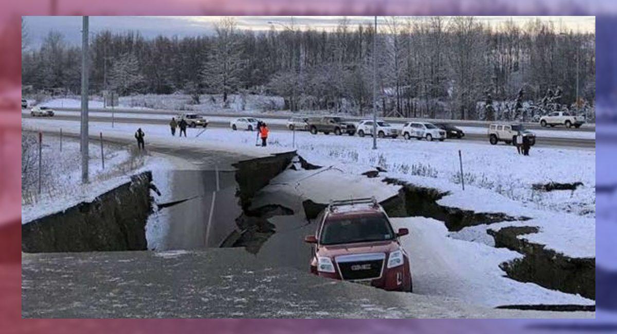 Terremoto de 8.2 grados sacude Alaska