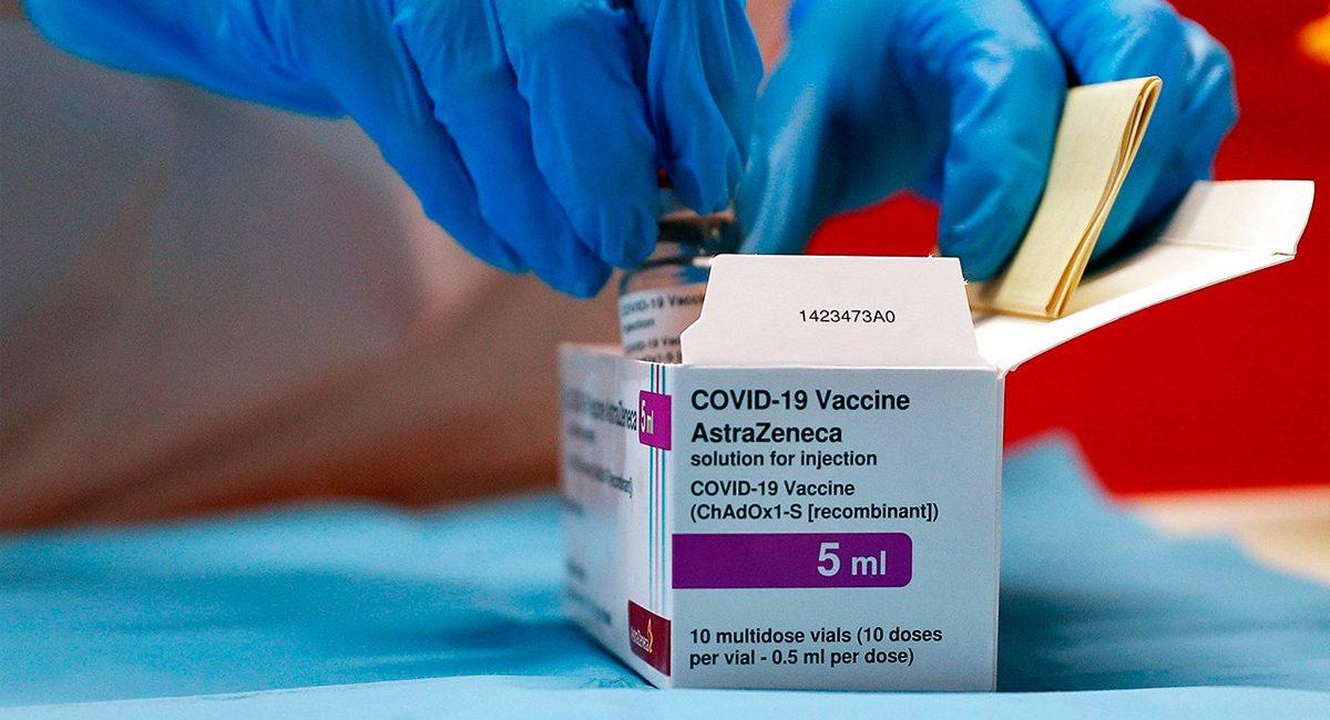 Vacuna de AstraZeneca contra el COVID-19