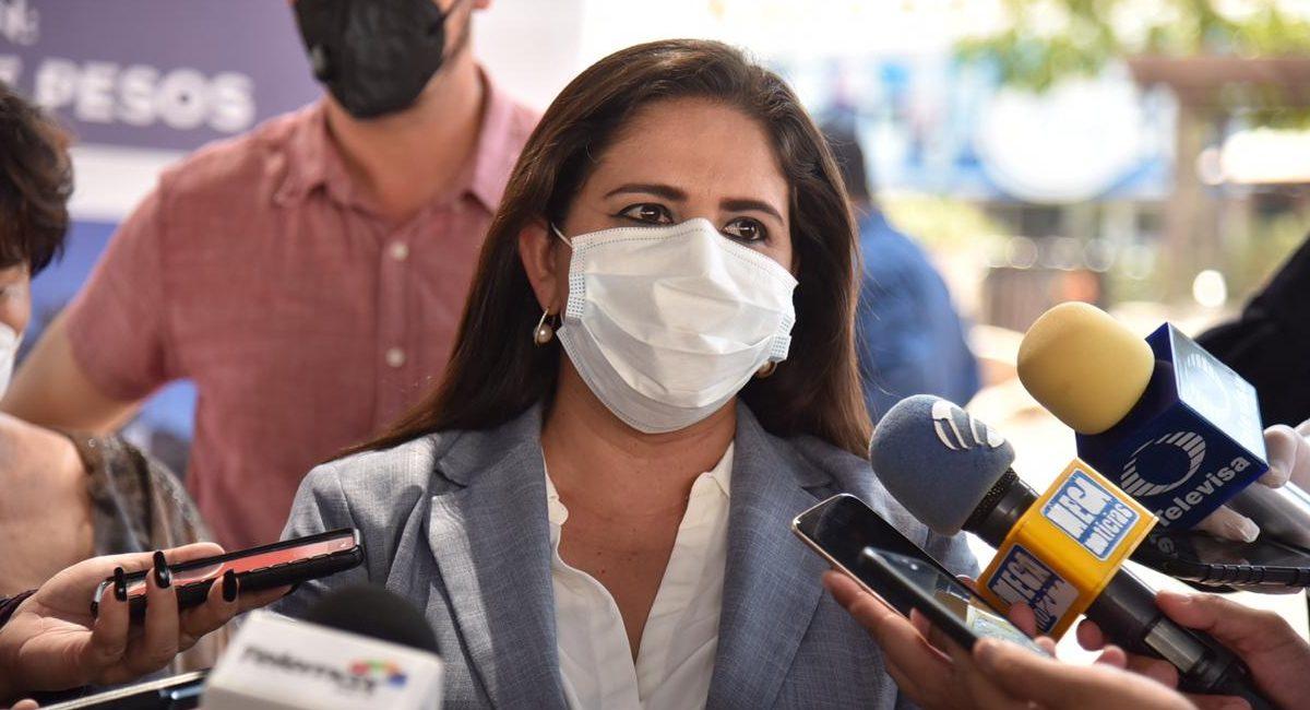 alcaldesa hermosillo celida lopez cardenas