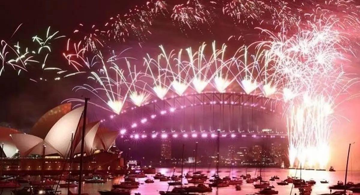 australia año nuevo