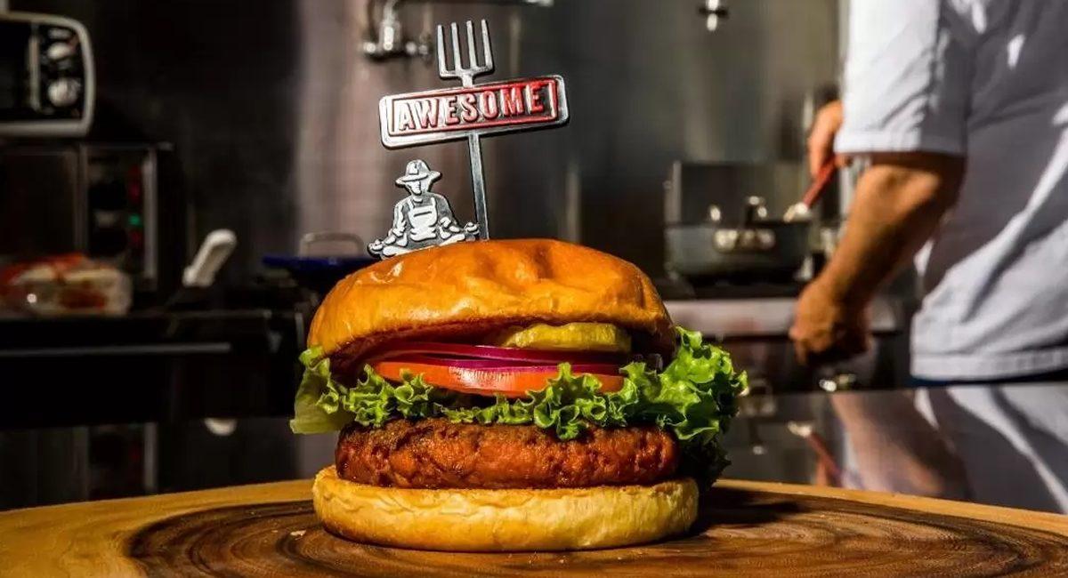 awesome burger nestle