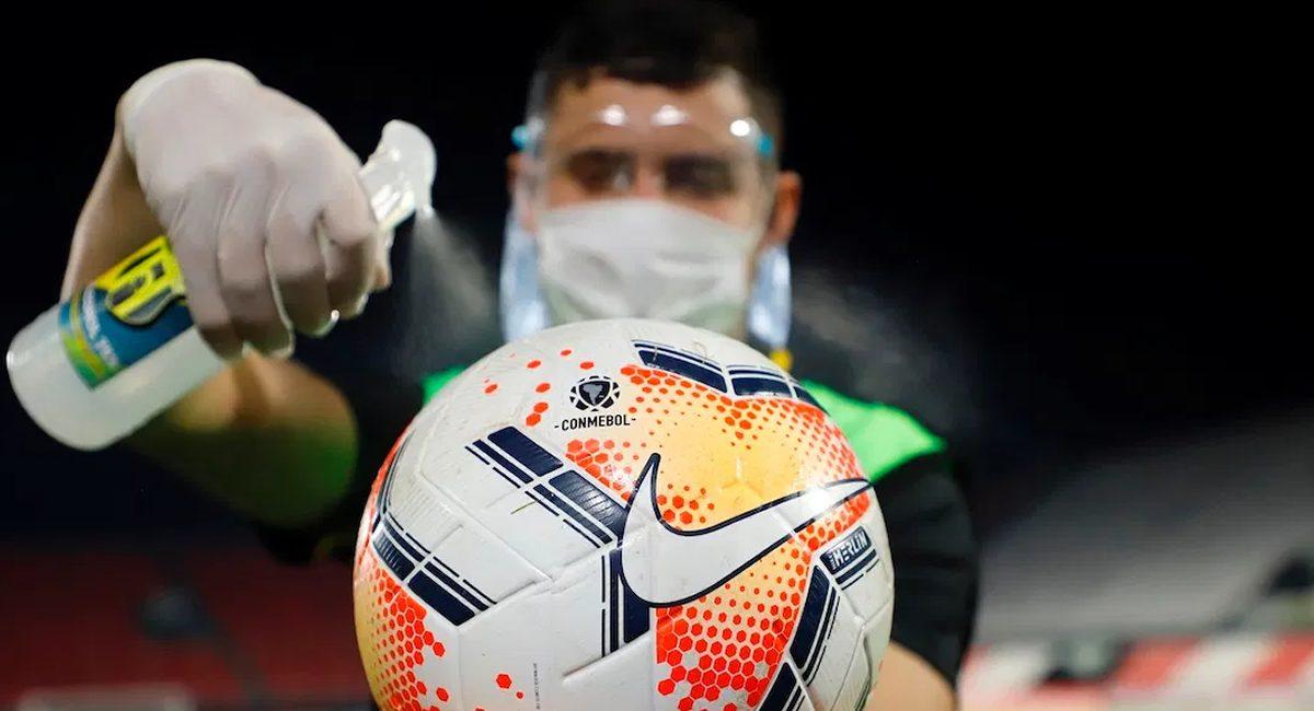 balon pandemia