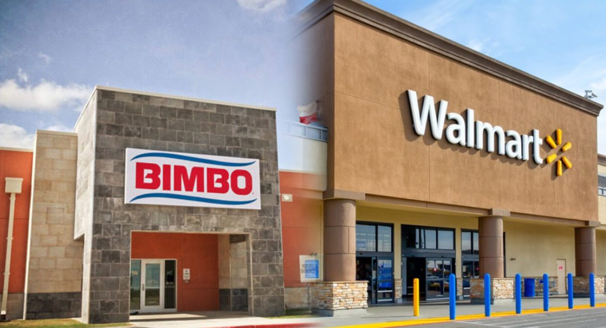 bimbo y walmart