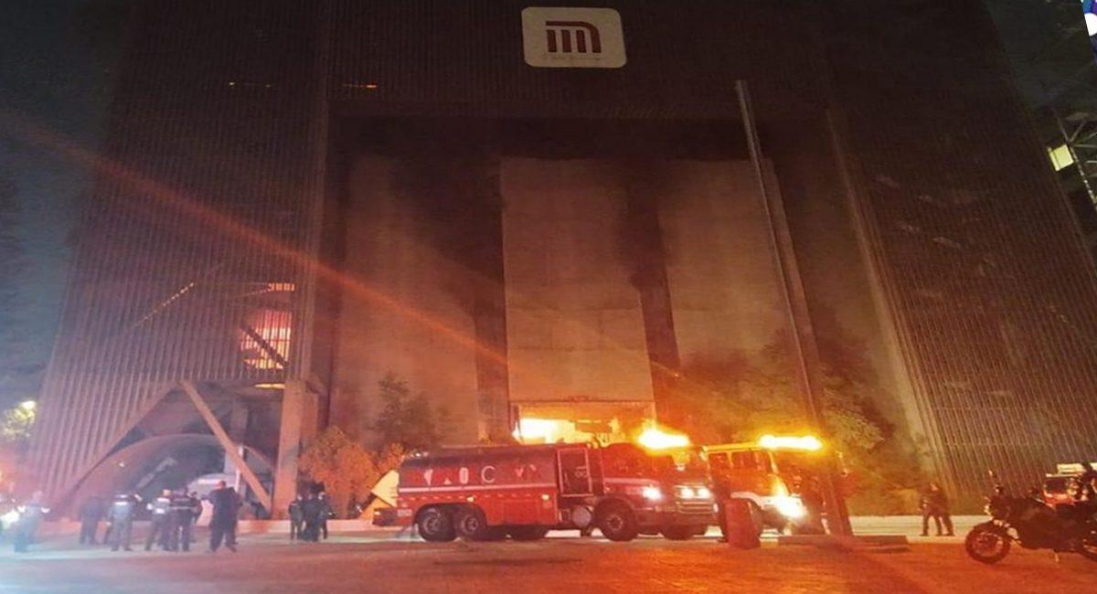 bomberos metro cdmx